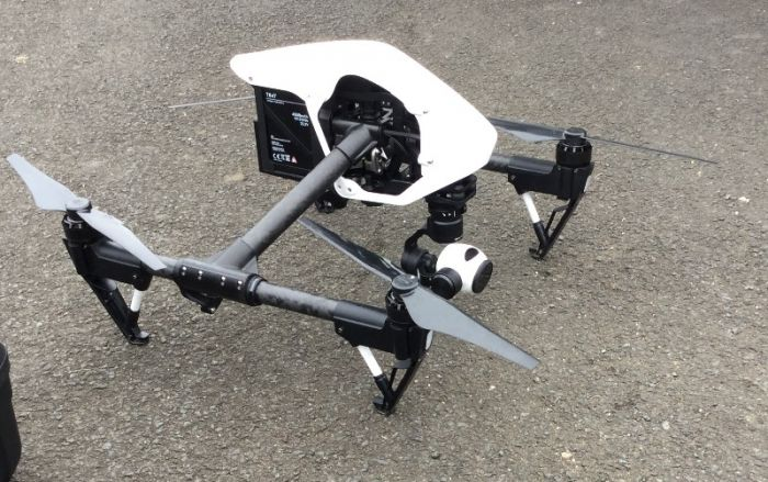 DJI Inspire 1 - the BIG one