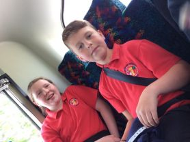 Ulster Scots Trip to Belfast