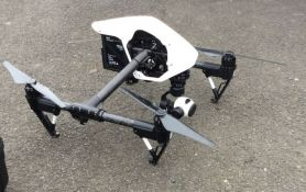 Nerve Centre Partnership - drones and 3D printing