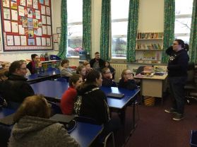 Minecraft parent and pupil session