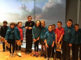 P6 & 7 Visit to the Titanic, Belfast