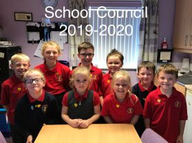 New House Groups and School Council 2019